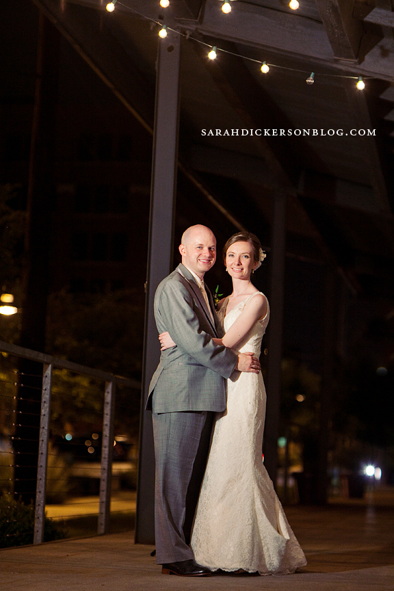 River Market Event Place wedding photography