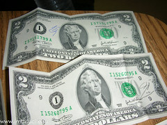 Nowruz $2 bills