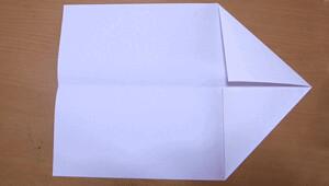 紙鉄砲を作る3
