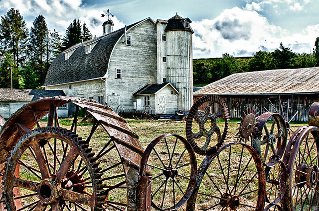 Dahman's Barn