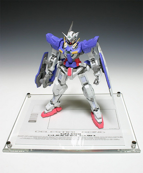 Focal Shift: Gunplas