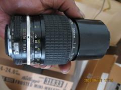200mm Telephoto