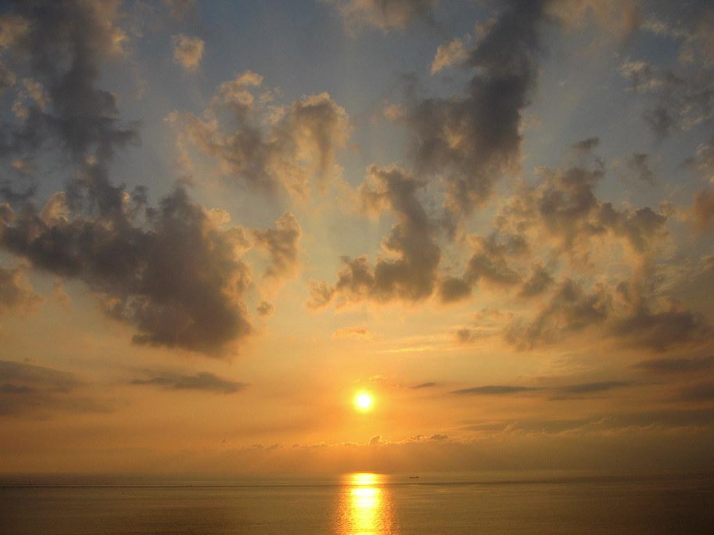 Kagoshima Sunset