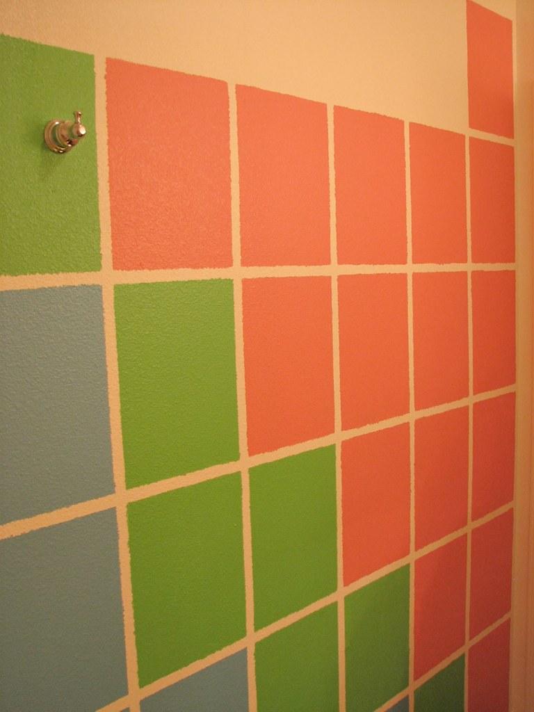Final p-block wall