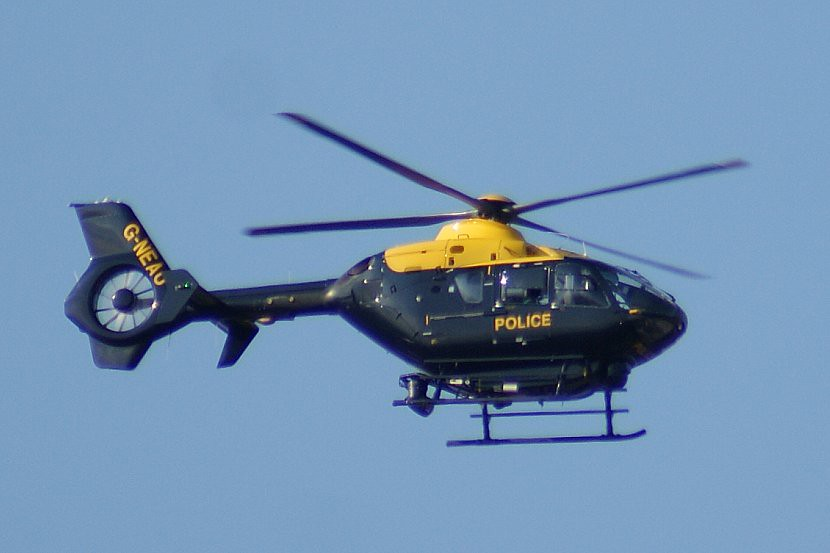 North East Air Support Unit Eurocopter EC-135