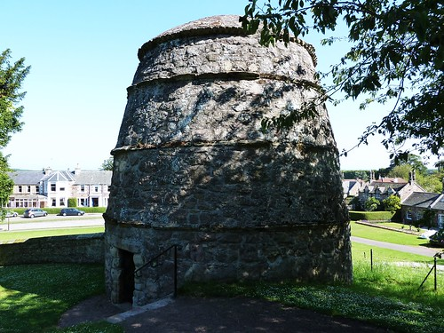 Dovecote at Dirleton Castle