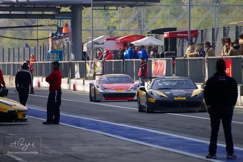 "Ferrari Challenge, EuroV8Series, EuroGTSprint • <a style=""font-size:0.8em;"" href=""http://www.flickr.com/photos/104879414@N07/13651866004/"" target=""_blank"">View on Flickr</a>"