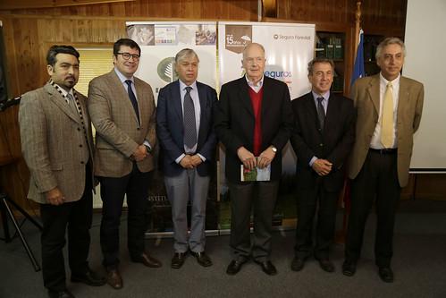 Lanzamiento del seguro forestal y sello SANFOR
