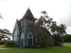 Waioli Hulia Church (jimmywayne) Tags: hawaii kauai kauaicounty hanalei historic waiolihulia church gothic nrhp nationalregister
