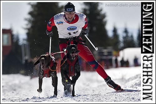 IFSS Sled Dog World Championship 2011, Hamar: Svein Ivar Moen