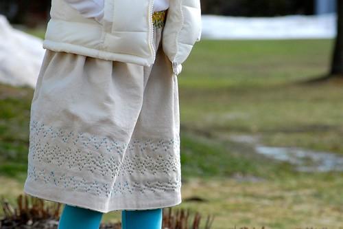 the turnaround skirt
