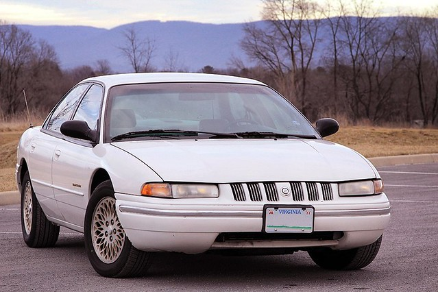 1996 concorde chrysler lxi