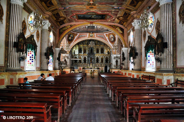 Betis Church Pampanga