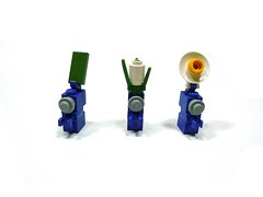 Pikmin Evolution (Lego Junkie.) Tags: 2 lost lego journal planet pikmin olimar mocpages mocathalon