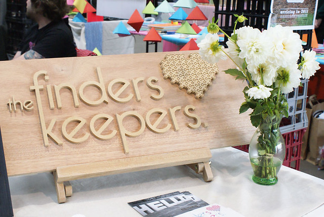 The Finders Keepers 2011. Melbourne.