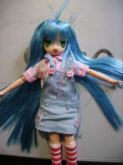 Anime doll number two (xylnosis) Tags: luckystar obutsu