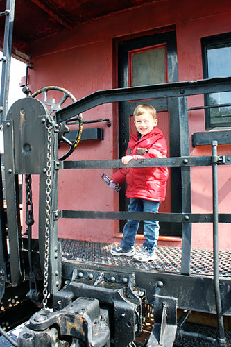 Nathan-on-caboose