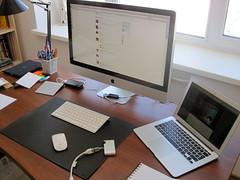 IMG_4895 (Armen Petrosyan) Tags: desktop notebook desk