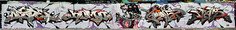 Opse, Komo, Key, Socrome & Nas (LCN) (Chrixcel) Tags: graffiti key tsunami geisha japon fukushima nas fresque komo sisme lechatnoir lcn opse socrome