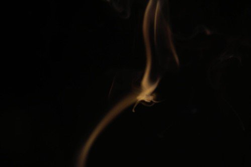 Day 90:  Do Not Disturb the Smoke Dragon