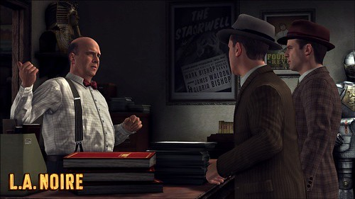 LA Noire Coming to PC This Fall