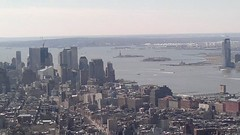 Top of The Empire State Building with the Nokia E7