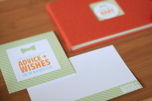 Advice + wish book