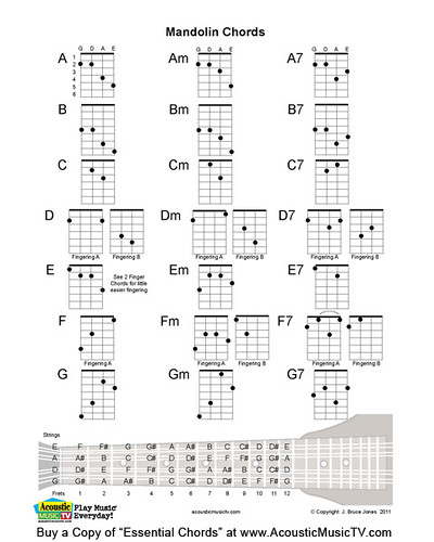 Flickriver: Photoset 'Essential Chords For Guitar, Mandolin