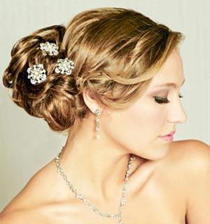 penteados para madrinha 2011