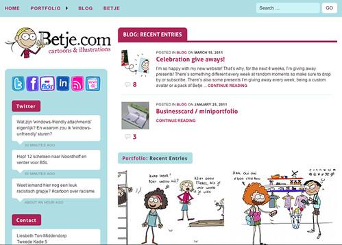 nieuwe site!