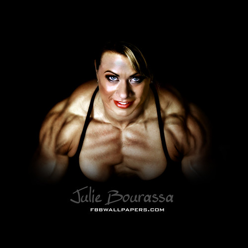 bodybuilder wallpaper. Julie Bourassa Wallpaper