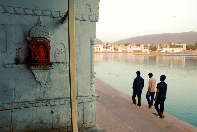 walking on the ghats