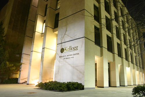 Kellogg - Jacobs at night 1