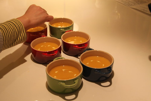 普羅旺斯黃金蔬菜濃湯