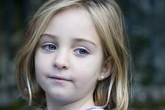 María (Javiruli) Tags: blue portrait face azul eyes retrato maria cara ojos blonde rubia javiruli