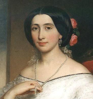 1860 - Mrs János Matta
