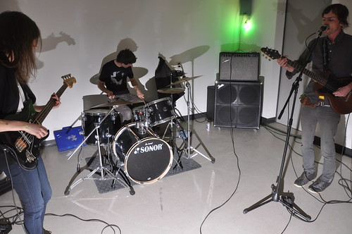 Crosss at Capital Rehearsal Studio