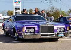 Lincoln Continental Mark IV (1972) (Boushh_TFA) Tags: cruise netherlands nikon king mark nederland continental lincoln nikkor iv maxis muiden 2011 18200mm d90 f3556 vrii