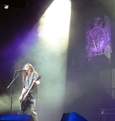 Slayer - Tom Araya (The Crow2) Tags: music metal concert budapest panasonic slayer koncert zene tomaraya thecrow2 dmctz6 sglued503765 lastfm:event=1777695