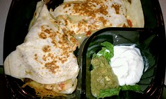 Chicken Quesadilla @ qdoba mexican grill (HeadGEAR56) Tags: food qdobamexicangrill chickenquesadilla foodspotting foodspotting:place=150032 foodspotting:review=492201