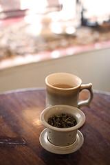 <3 tea. (tumbleweed.in.eden) Tags: canon yum tea mug oolong sigma30mmf14
