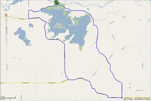 turlock map