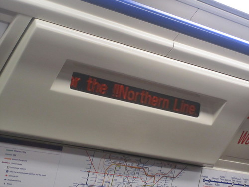 Change for the !! Northern Line