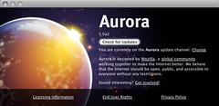About Aurora