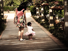 Take my hand (ecruz8) Tags: park baby love mom memories iloveyou motherhood beatiful momanddaughter amazingview takemyhand