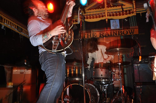 The Polymorphines at The Rainbow