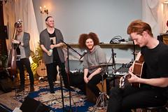 Agent Fresco (olikristinn) Tags: music iceland concert reykjavik agent reykjavík fresco unplugged 2011 march2011 agentfresco slippsalurinn 2532011 rafmagnslaust rafmagnslausir straumlaust