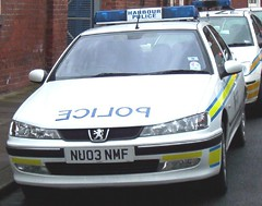 Tees & Hartlepool Harbour Police (coulby chap) Tags: harbour police 406 peugeot tees hartlepool