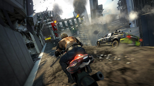 MotorStorm Apocalypse Skyline Mile High