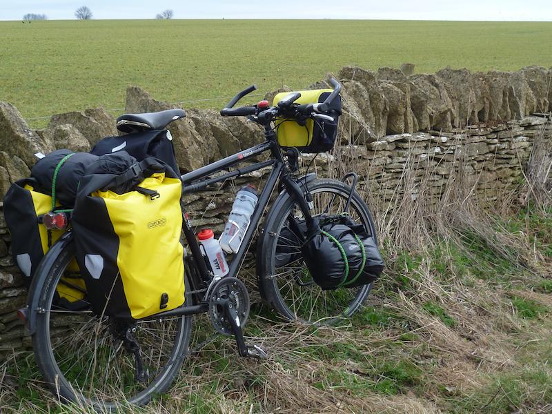 For Sale Vsf Fahrradmanufaktur T400 Touring Bike Lfgss